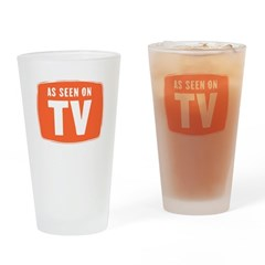 As Seen On TV Drinking Glass