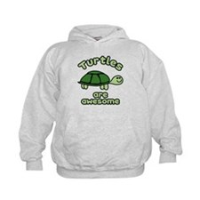 Turtles are Awesome Hoody