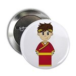 "Cute Roman Emperor 2.25"" Button (10 Pk)"