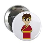 "Cute Roman Emperor 2.25"" Button"