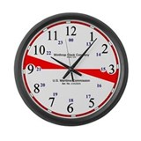 Large Wall Clock (CW periods only)