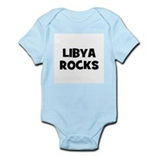 LIBYA ROCKS Infant Creeper