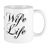 Cuban Wife Happy Life Mug