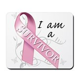 I Am A Survivor Mousepad