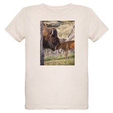 Unique Bison T-Shirt
