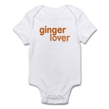 Ginger Lover Infant Bodysuit
