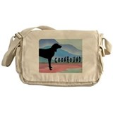Coonhound Mountains Messenger Bag