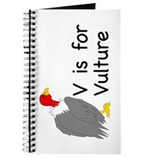 V is for Vulture Journal