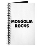 MONGOLIA ROCKS Journal