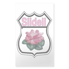 Slidell Rectangle Decal