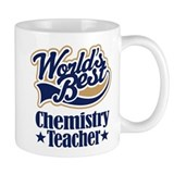 Chemistry Teacher Gift Small Mug