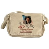 40th President - Messenger Bag