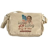 43rd President - Messenger Bag
