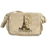 Paris, France - Messenger Bag