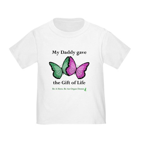 Daddy Gift Toddler T-Shirt