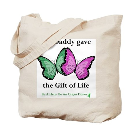 Daddy Gift Tote Bag