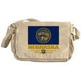 Nebraska Pride Messenger Bag