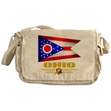 Ohio Pride Messenger Bag