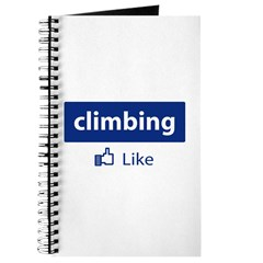 Like Climbing Journal