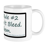 Writing Rule #2 Mug