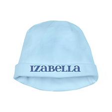 Izabella Blue Glass baby hat