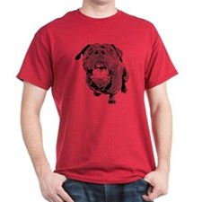 Smiling Staffie T-Shirt