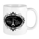 l'Exposition Universelle Coffee Mug reverse