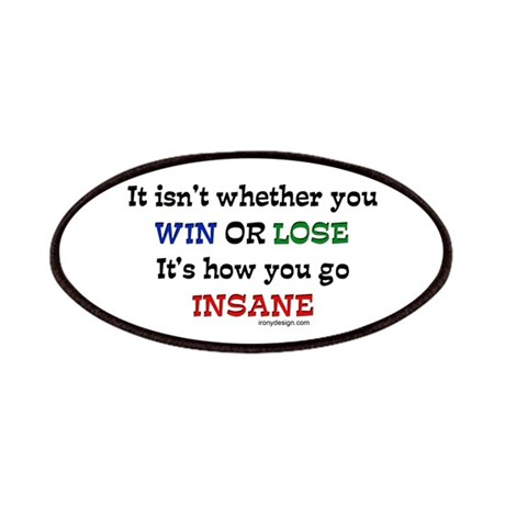 Win or Lose? Patches