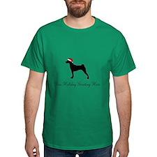 Holiday Basenji T-Shirt