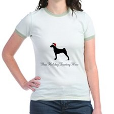 Holiday Basenji T