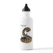 Black-Tailed Rattlesnake Sports Water Bottle