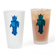 Robot Drinking Glass