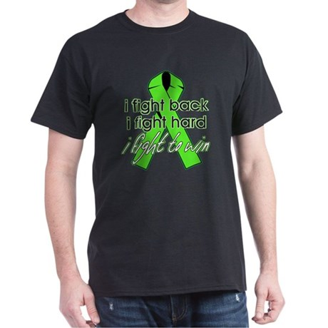 NonHodgkins Lymphoma I Fight Dark T-Shirt