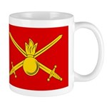 Russian Ground Forces Banner Mug