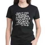 Track and Field Coach Gift For Tee