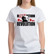 """Ron Paul Revolution"" Tee"
