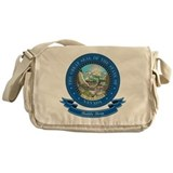 Nevada Seal Messenger Bag