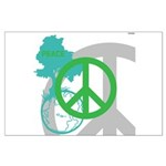 OYOOS Peace design Large Poster