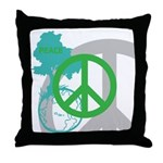 OYOOS Peace design Throw Pillow