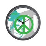 OYOOS Peace design Wall Clock