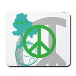 OYOOS Peace design Mousepad