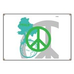 OYOOS Peace design Banner