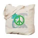 OYOOS Peace design Tote Bag