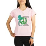 OYOOS Peace design Performance Dry T-Shirt