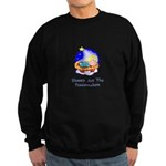 Peacemakers W/Child Gifts Sweatshirt (dark)