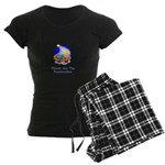 Peacemakers W/Child Gifts Women's Dark Pajamas
