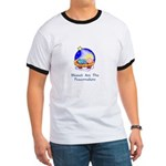 Peacemakers W/Child Gifts Ringer T