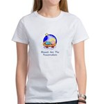 Peacemakers W/Child Gifts Women's T-Shirt