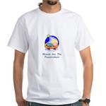 Peacemakers W/Child Gifts White T-Shirt