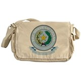 Texas Seal Messenger Bag